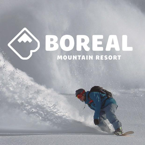 Boreal Mountain Resort showcase
